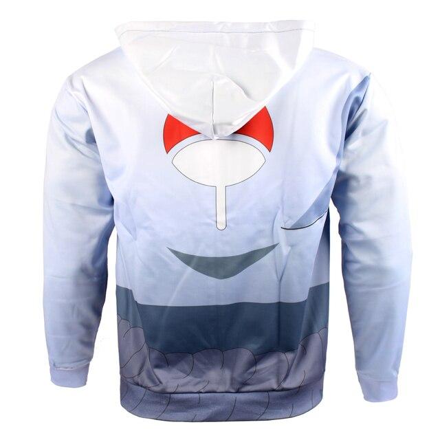 Naruto Zipup Hoodie Sweatshirt