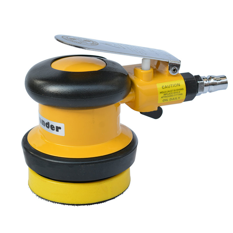 75mm pneumatic sander 3 inch disk pneumatic polishing machine, sand machine sanding machine BD-0131 swingable pneumatic eccentric grinding machine 125mm pneumatic sander 5 inch disc type pneumatic polishing machine