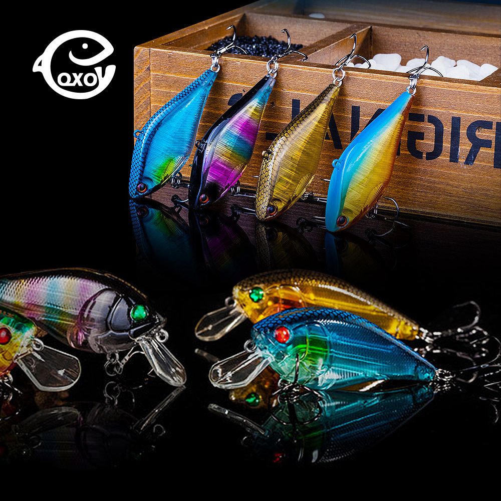 QXO Fishing Lure Crankbaits Blade Tackle Wobbler Bait All For Fishing Vib Silicone Popper Boat Supplies Lures Frog Spinner 6.2cm 10pcs lot 0 8g spinner fishing lure bait spoon swisher buzzbait bass minnow crank popper vib spinnerbait lures tackle barb pesca