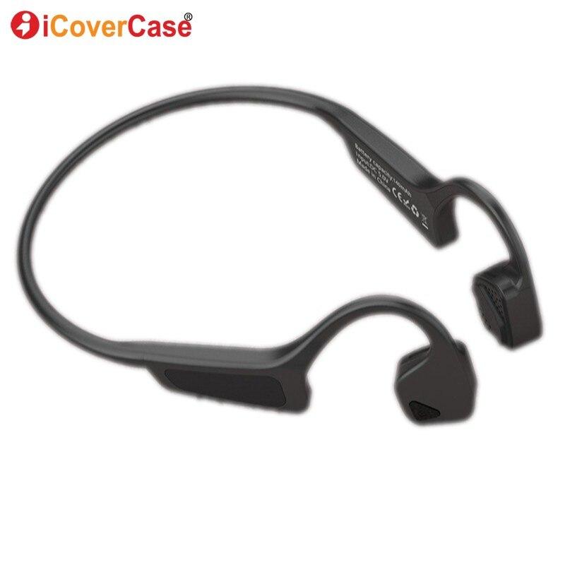 Bluetooth casque à conduction osseuse Pour Xiaomi redmi 6a 6 pro S2 Y1 4 4x 4a 5a 5 plus note 5 pro 7 sans fil Écouteur avec Mic