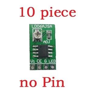 Image 2 - Conversor de corrente constante ajustável do controlador DC DC do motorista pwm do diodo emissor de luz de 10 pces dc 3 v 6 v 30 1500ma