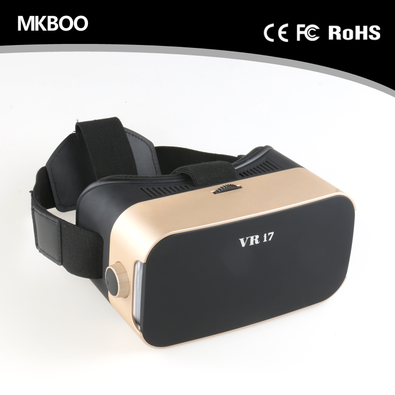 font b VR b font smart 3D glasses adult virtual reality glasses game helmet font
