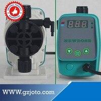 DFD 01 07 M Solenoid Diaphragm Metering Pump 220V 50HZ Diaphragm Dosing Pump Corrosion Resistance