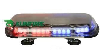 NEW High Power  flash traffic warning lightbar LED Emergency Warning Lightbar Police Lightbar KF8180GA