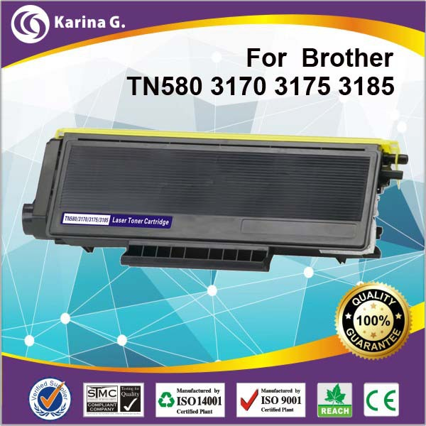 ФОТО 1x TN-3185 for BROTHER HL-5250 MFC-8460 MFC-8660 TN3185 TONER