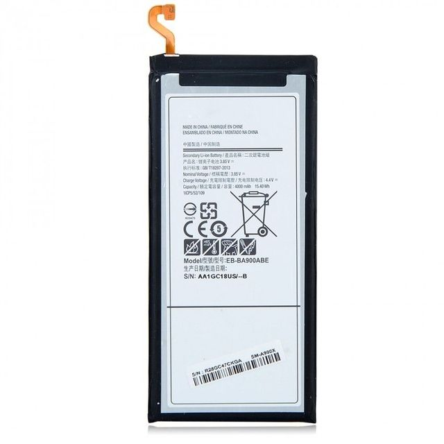 b90c7c88058 Original Samsung Battery EB-BA900ABE 4000mAh for Samsung Galaxy a9  (sm-a900) Replacement Battery + free tools