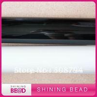 black easy weed iron on PU heat transfer film/vinyl+Korea quality+free shipping+best price
