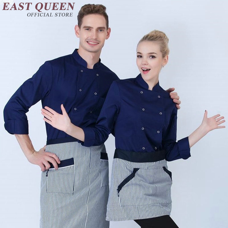 Us 28 05 45 Off Chef Jacket Restaurant Uniform Shirt Hotel Kitchen Uniforms Men Chef Shirt Clothing Hotel Male Cooks Clothing Nn0141 W In Chef