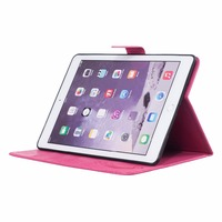leather flip For Apple Ipad Air Air 2 Cases High quality PU Leather Flip Stand Feather Pattern Case For iPad Air 2 9.7 Inch Cover Funda Shell (5)