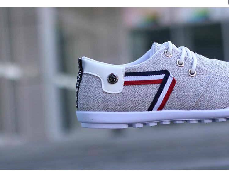 HTB1c5CTKeuSBuNjy1Xcq6AYjFXa0 Men Casual Shoes mens canvas shoes for men shoes men fashion Flats brand fashion Zapatos de hombre