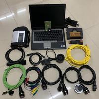 2в1 для bmw icom a2 mb star c4 sd Подключение компактный диагностический инструмент с 1 ТБ программное обеспечение HDD 2019,07 в d630 ноутбук готов к работе
