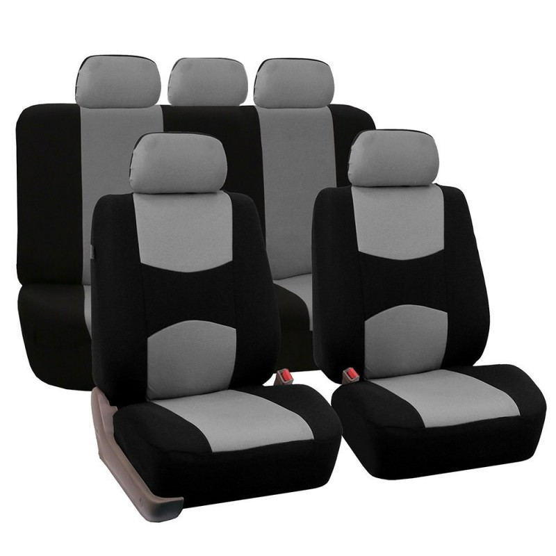 Авто Автокресло охватывает полный набор Универсальный Fit автомобильные аксессуары авто протекторы сиденья автомобиль-Стайлинг Чехлы сетч...