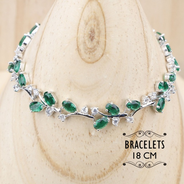 Emerald charm 2