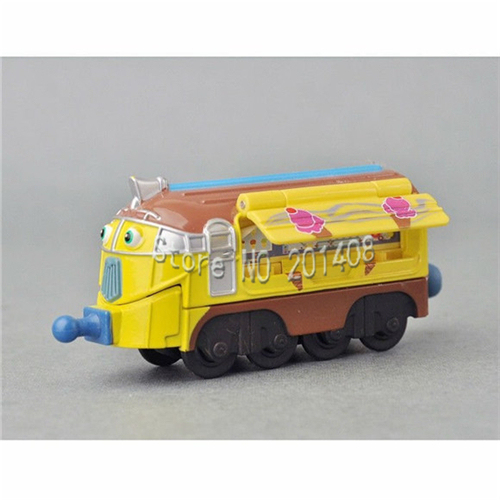 Chuggington metal train Educational Toys collections for kids gift Icecream Frostini 2014 newest