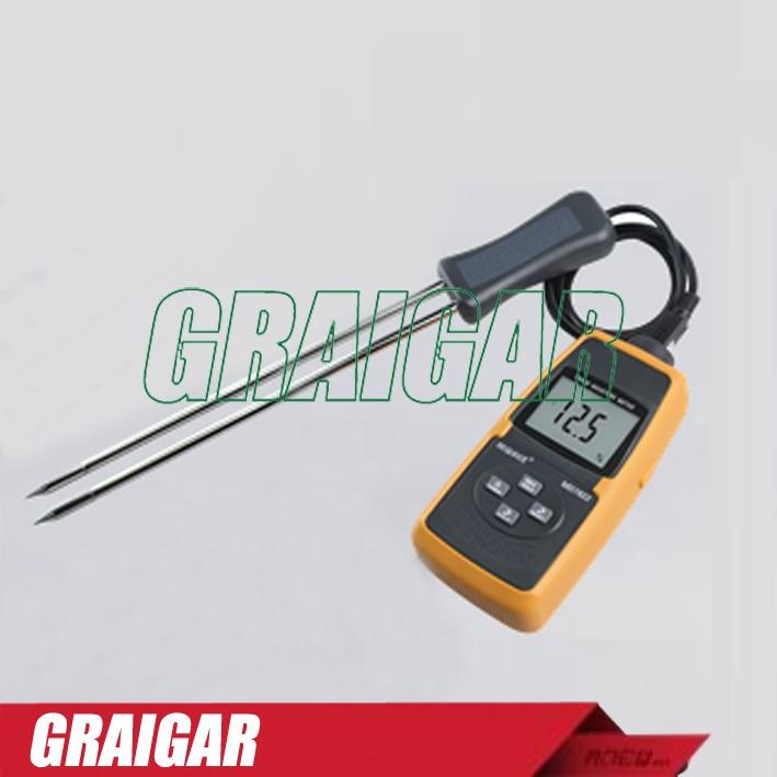 MD7822 Digital Grain Moisture meter  3 Digital LCD  2%~30% Moisture measurement range плавки мужские lowry цвет черный фиолетовый msb 1 размер l 48