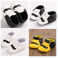 2017 Bigotes de Moda Borla Mocasines Zapatos Zapatillas Niños Bebés Primeros Caminante Infant Toddler Suave de Interior