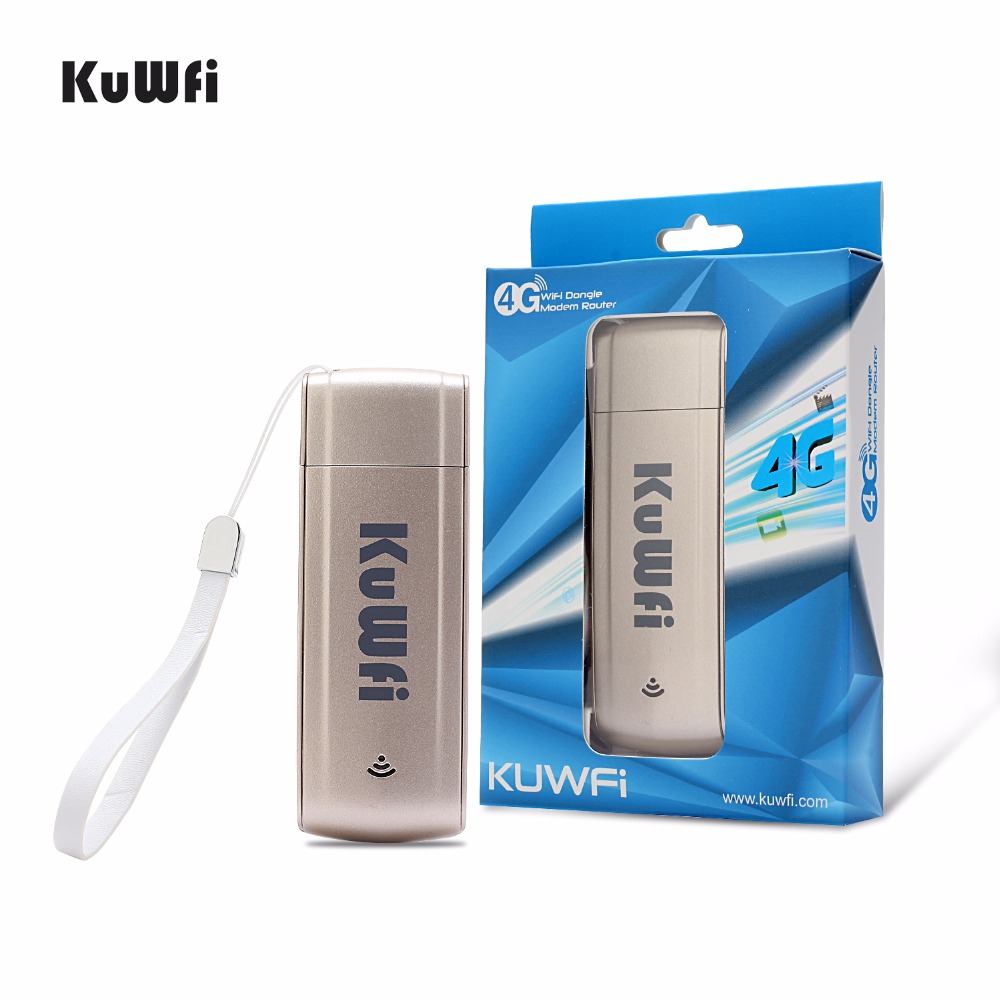 150Mbps LTE 4G USB Wifi Dongle 3G/4G Wifi Router Mini Mobiel Hotspot With SIM Slot 4G LTE WIFI Modem For Outdoor Car/Bus-in 3G/4G Routers from Computer & Office