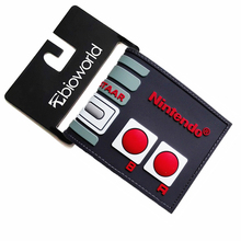 Nintendo Game Controllers Wallet The Game Wallets Young boys and girls Youth personality Two Fold Purse