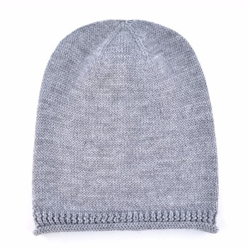 Autumn Knitted Wool Hats For Women Beanies Winter Knitting Wollen Hat Men Casual Solid Knit Unisex Skullies Gorros Touca Muts 2