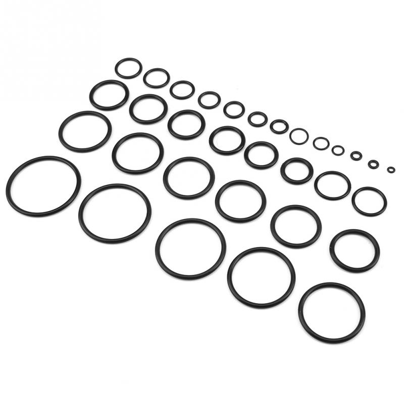 Image 2 - Onnfang 419 Pcs O ring Assortment Set Seal Gasket Universal Rubber O Ring Kit General Plumbers Tool Kit AJDQ001-in Gaskets from Home Improvement