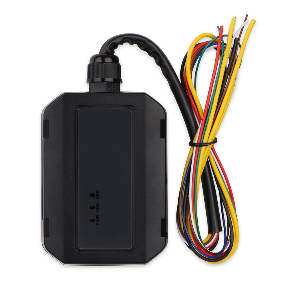 Motorcycle GPS Tracker GMT100 Queclink Boat Tracking Locator Waterproof  IPX6 1300mAh Battery 8V to 32V Multiple I/O Interfaces