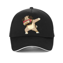Casual Men cap adjustable Unisex Brand Dogs Animal cartoon Baseball Summer High Quality Hipster hip hop hat snapback
