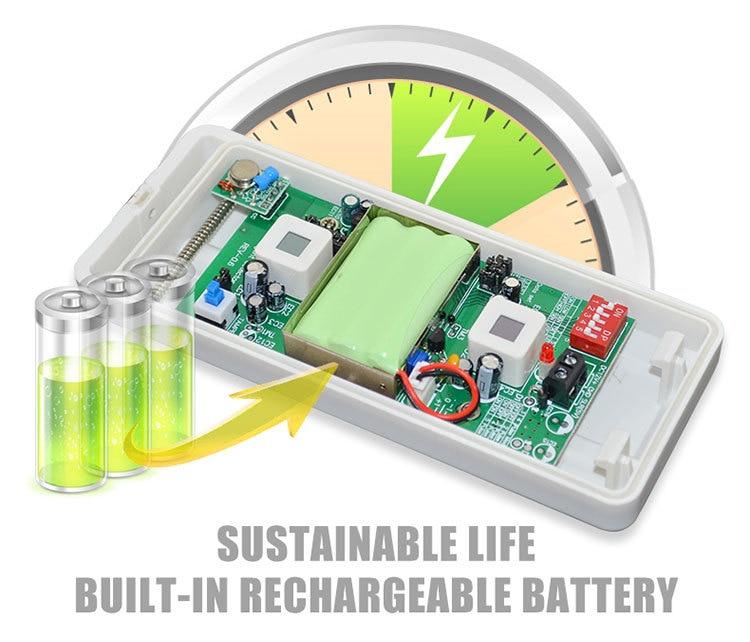 Image 5 - WIFI Alarm G90B Outdoor Motion Sensor Solar Powered External Weatherproof Pet Friendly PIR Detector with 2 PIR-in Sensor & Detector from Security & Protection