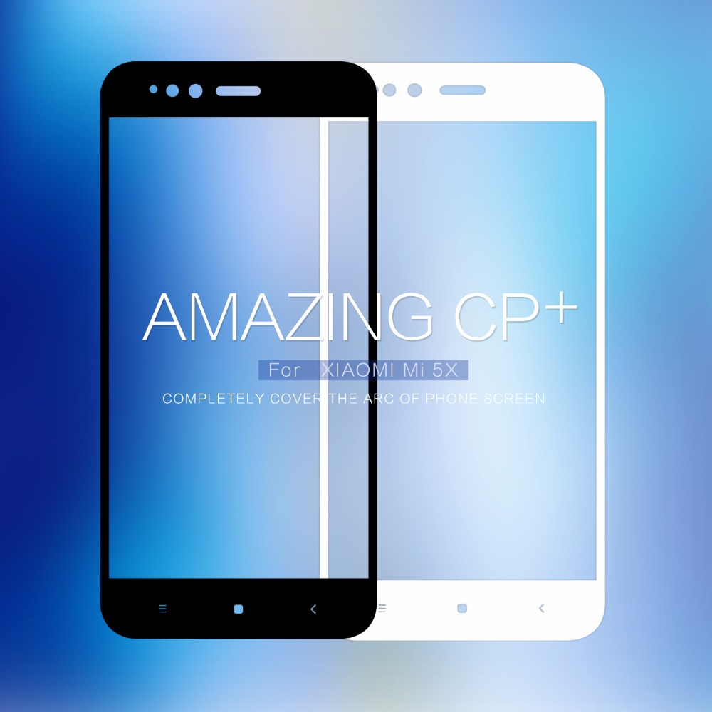 Xiaomi MiA1 Xiaomi Mi5x Tempered Glass Screen Protector NILLKIN Amazing CP+ Nano Anti-Explosion mi 5x A1 glass protective film