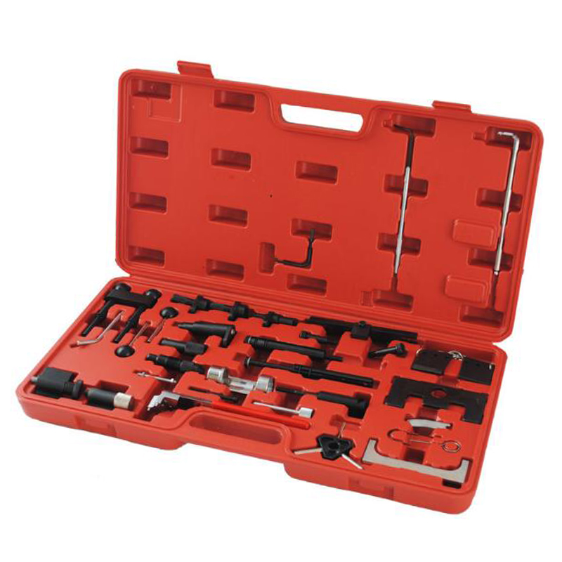 PROFESSIONAL MASTER ENGINE TIMING TOOL SET KIT for VW AUDI VAGPETROL DIESEL AUTO 6pcs set vag timing toolkit for vw audi skoda 1 0 1 2 1 4 tsi tgi automotive engine timing camshaft car repair tool kit