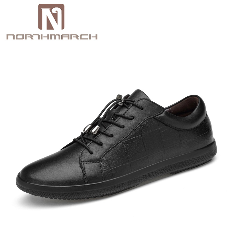 NORTHMARCH Men Shoes 2018 Luxury Brand Genuine Leather Men Shoes Breathable Mens Loafers Leather Flat Shoes Zapatos De Hombre loafers mens shoes luxury brand moccasin men flats shoes slip on leather shoes for men loafers zapatos hombre