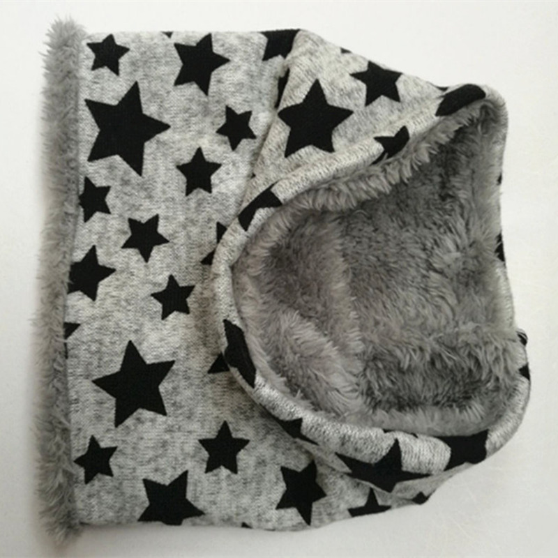 ახალი წრე ზამთრის შარფი - ტანსაცმლის აქსესუარები - ფოტო 2