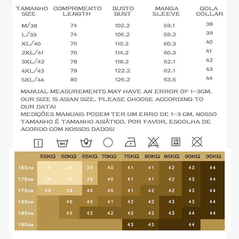 Image 2 - Dudalina Men Long Sleeved Shirt Slim Fit Style Design Solid Color Business Casual Dress Shirt Male Social Brand Men Clothing-in Casual Shirts from Men's Clothing