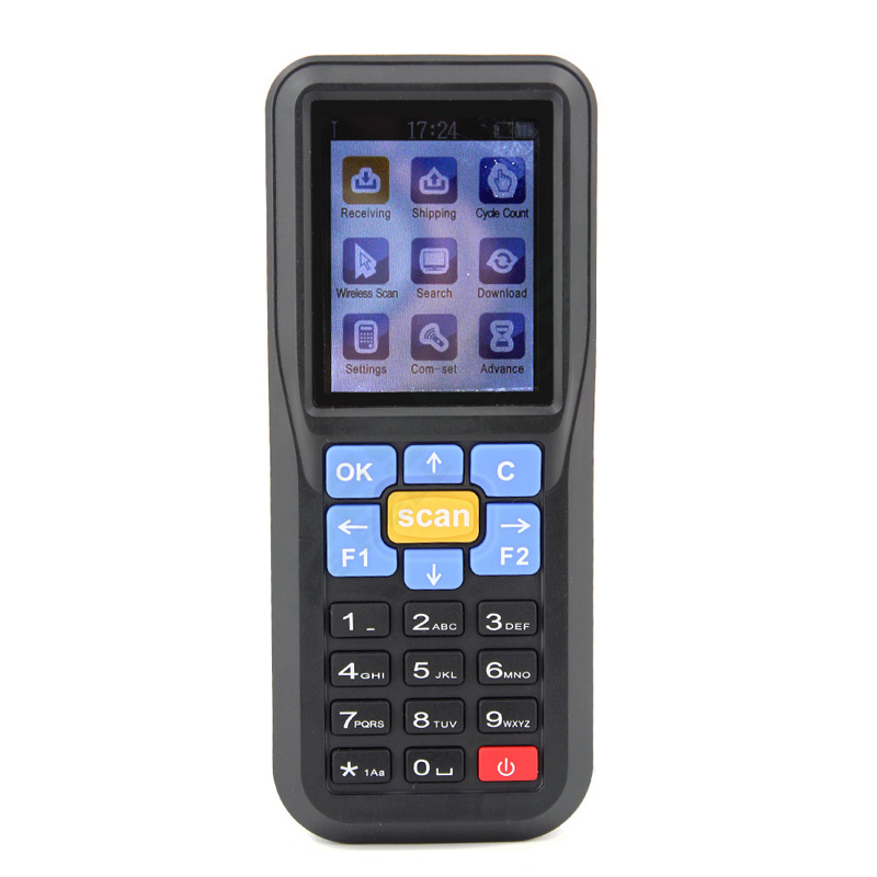Wireless-Data-Collector-Handheld-Barcode-Reader-Scanner-Laser-Bar-Code-Real-time-POS-Terminal-NT-C6-2