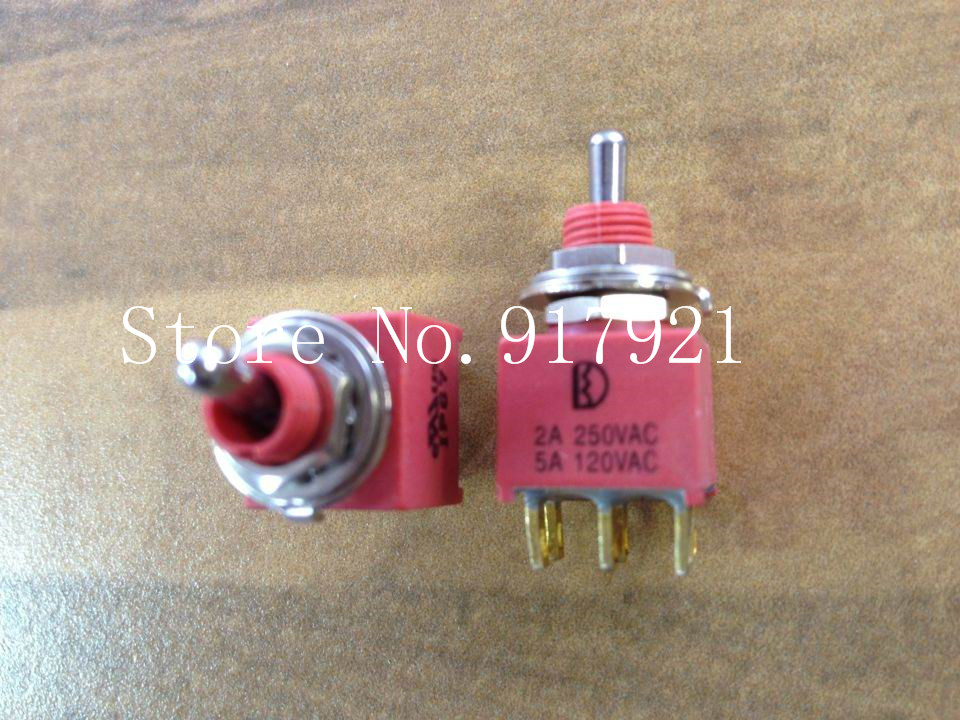 [ZOB] Since the resumption of imported ELECTRONICS 108-1AD54T2192-EVX + 1P67 switch toggle Toggle --10PCS/LOT