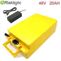 Ebike Battery For 48v 1000W Ebike For 8fun Bafang BBS02 BBS03 BBSHD Motor 48v 1000W Ebike