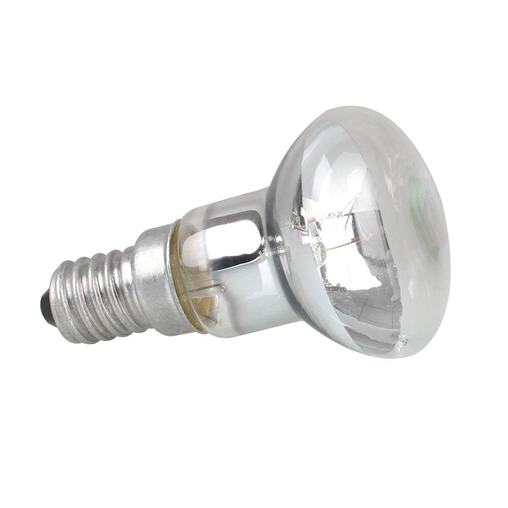 1//4//5//10x R50//R39 SES E14 220V Reflector Spotlight Bulb Lava Lamp Screw