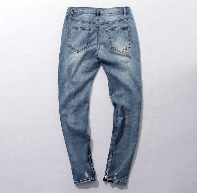 Aliexpress.com : Buy Uwback 2017 New Brand Skinny Ripped Jeans Men ...