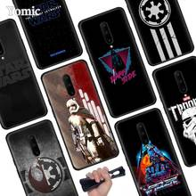 Star Wars BB8 Stormtrooper Darth Vader Black Soft Case for Oneplus 7 Pro 7 6T 6 Silicone TPU Phone Cases Cover Coque Shell
