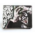 DC Comics The Joker batman  wallet  HAHAHA Purple Bi-Fold Wallet Costume Accessory  DFT-1192