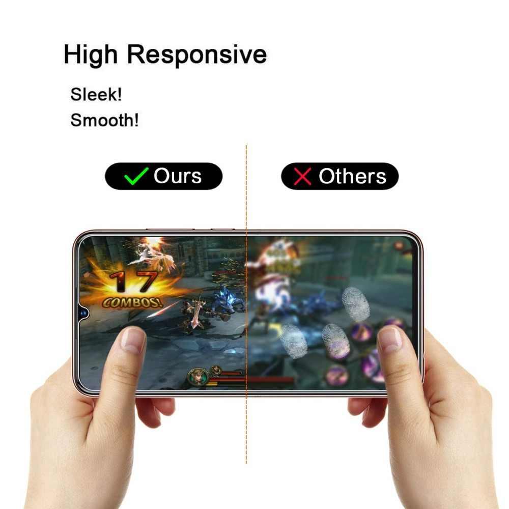 С уровнем твердости 9 H 2.5D закаленное Стекло для Vivo V5 V7 плюс Y66 Y67 Y69 Y71 Y73 Y75 Y79 Y81 Y81S Y83 Y85 Y93 Y97 Экран защитная плёнка для НУА Вэй