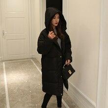 2016 New Winter Down coat Wear High Quality Parkas Winter Jackets Outwear Women Long Coats Women Plus Size Winter Coats bly14
