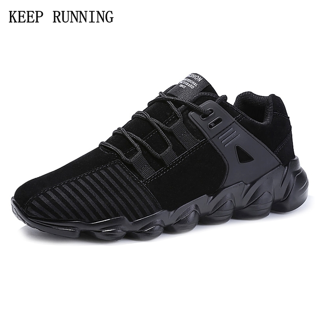 New Man Running Shoes Breathable Sport Shoes Comfortable Good Quality Sneakers Light  Athletic For Man Shoes