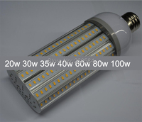 Adjustable 320 degree Edison bulb 20W LED Street Lamp E26 E27 E39 E40, Courtyard,Canopy Bulb Retrofit Light