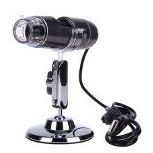 Best price New USB Digital Microscope Mega Pixels 1000X 8 LED USB Digital Microscope Endoscope Camera Microscopio Magnifier Camera