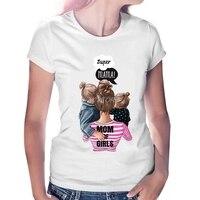 Одинаковые футболки для всей семьи, одежда для мамы, сына и дочки, футболки для мамы, мамы, vogue, футболки для мальчиков и девочек, топы, подарок...