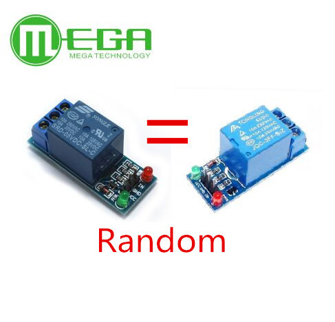 G302..  1PCS 1 Channel 5V Relay Module Low level for SCM Household Appliance Control For Arduino