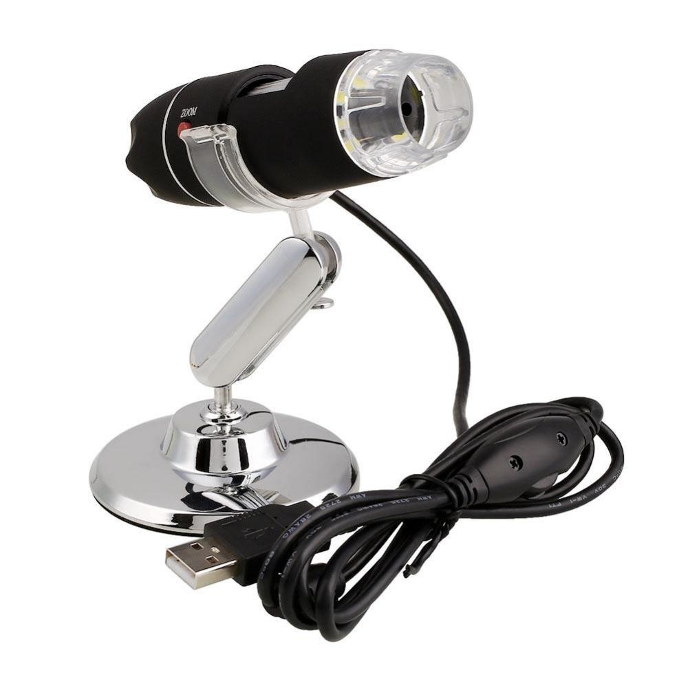 Electrónica práctica 2MP USB 8 LED Cámara digital Microscopio - Instrumentos de medición - foto 2