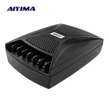 AIYIMA Speaker Frequency Divider 2 Ways Crossover Audio Tweeter Subwoofer Speakers Filters Altavoz DIY For Home Theater(China)