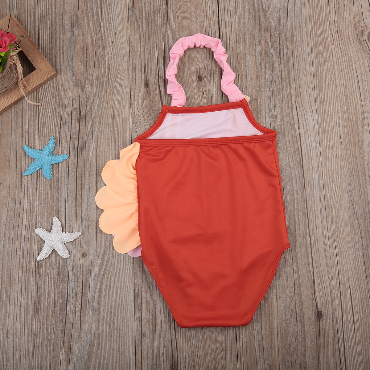 1 6Y Cute Baby Girl 3D Flamingo Bodysuit Swimsuit Children Kids Girls Summer Halter Swimming Costume Beachwear Bathing Suits-in Childrenu0027s One-Piece Suits ... & 1 6Y Cute Baby Girl 3D Flamingo Bodysuit Swimsuit Children Kids ...