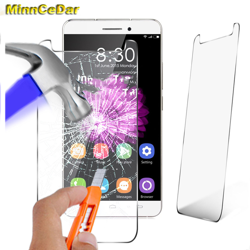 Vivo V9 Glass Ultra-thin Scratch Proof Protective Tempered Glass for Vivo V9 Screen Protector Cover 2.5D Mobile Phone Film